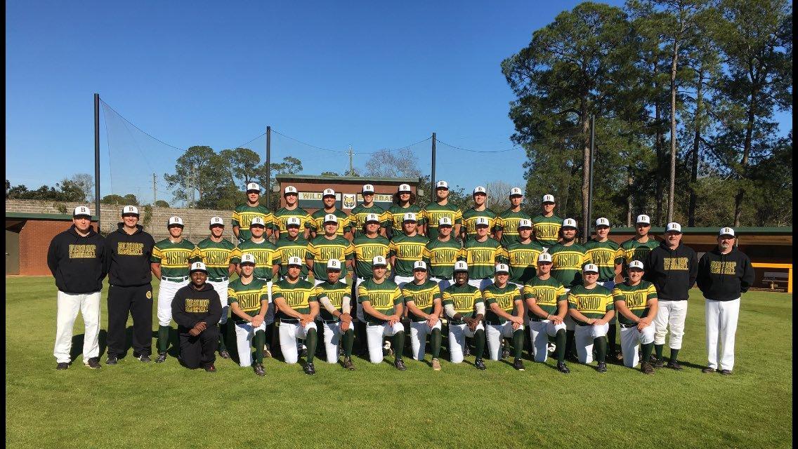 2019 TBSCC Baseball Team