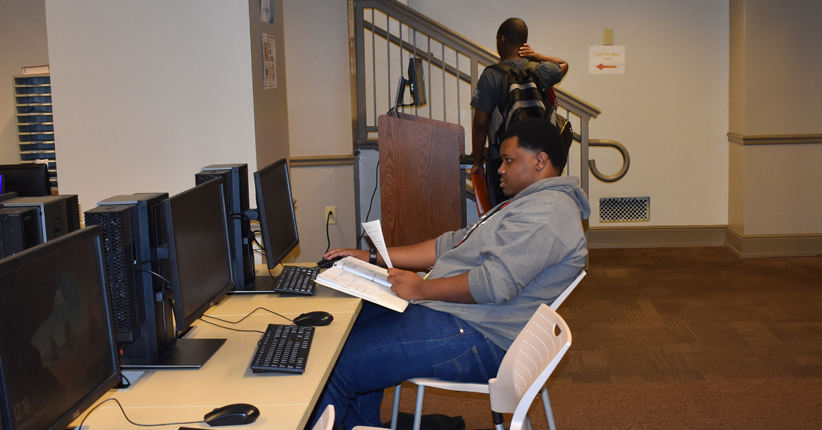 Learning Assistance Center LAC1