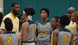 Womens Basketball Coach Team