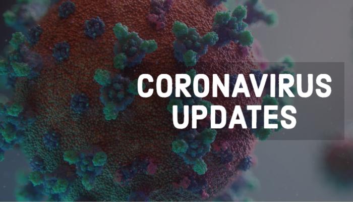 Coronavirus Updates 2 700 400