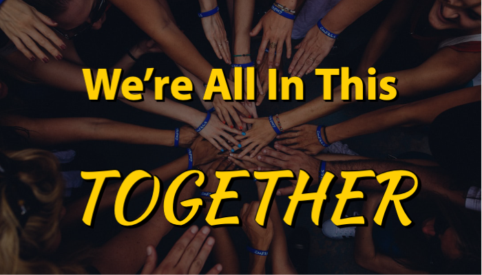 Were All In This Together 700x400