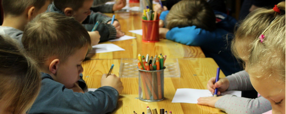 Early Childhood Education 1000x400