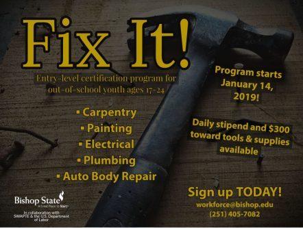 Fix It Cover image screenshot 442x333
