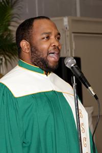 Bishop news singer