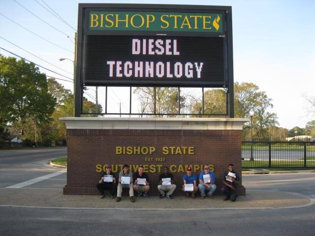 Bishop technical 040214 dieselstudents