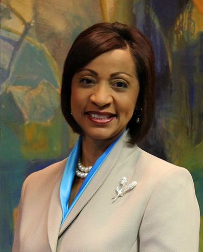 Bishop valerie richardson